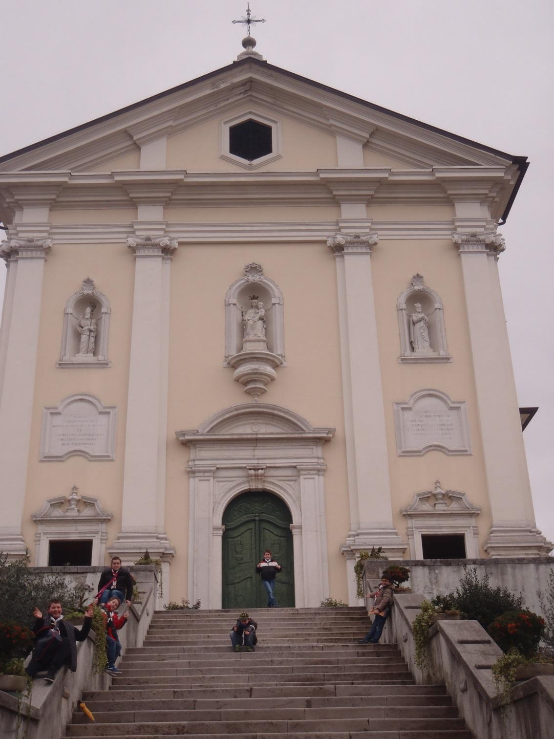 Un luogo di culto