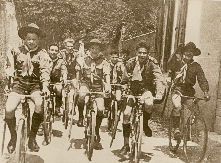 Scout in via Pozzetto
